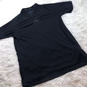 Nike Jordan Stay Cool Fitted T-Shirt Mens Black